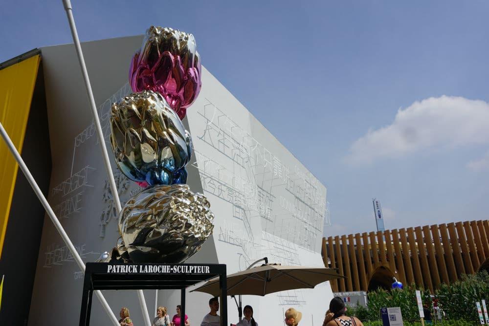 sculpture-pavillon-france